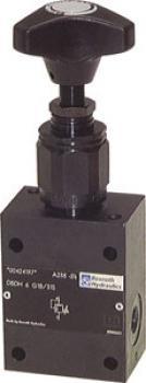 "Soupape de limitation de pression - ""REXROTH"" - jusque 250 l/min - jusque  400 b"