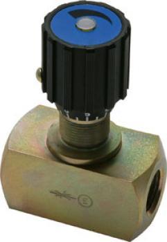 """Strypventil - förzinkat stål - till 400 l/min - 1/8"""" till 1"""" - PN 350"""