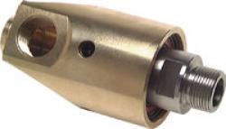 Universal-Drehdurchführung - Linksgewinde - bis 3500 U/min - bis PN 50