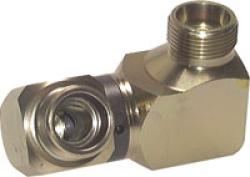 Double Rotary Unions - Compression Fitting - 350 bar