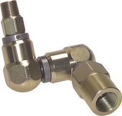 Z-Drehverschraubung (3 Achsen) - Stahl verzinkt - 350 bar