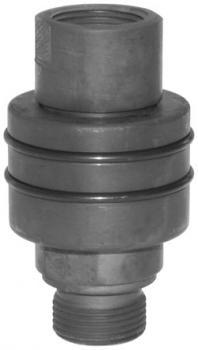 Kugelgelagertes Drehgelenk - Stahl - bis 420 bar
