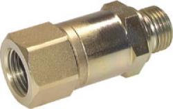 Hochdruck-Drehgelenk - bis PN 500 - Stahl verzinkt