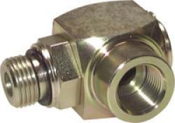 Hochdruck-Winkeldrehgelenk - bis PN 400