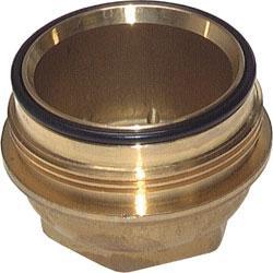 Siktkopp - mässing - för filtertryckregulatorer för dricksvatten