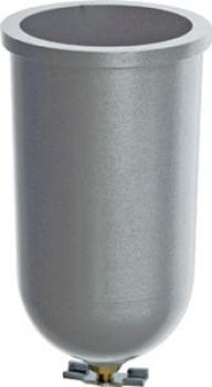 Ersatzbehälter für Filter und Filterregler - Standard - Metall - halbautomatisch
