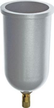 Ersatzbehälter für Filter und Filterregler - Standard - Metall - automatisch