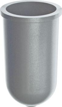 Reservbehållare för oljesmörjare - standard - metall