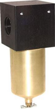 Filtre pour  air comprimé pour pressions élevées - jusque  15830l/min à  40 à -G