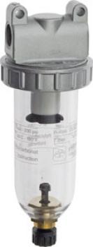 """Filtre - gamme 1 standard - 800 l/min - raccord de G1/4"""" à 3/8"""""""