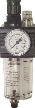 """Kombi-Wartungseinheit - bis 3400l/min - 16bar - G 1/2"""" bis 1"""" - bestehend aus Re"""