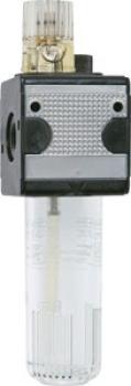 """Micrograisseur à vapeur d'huile  - G 1/4"""" à G 1/2"""" - gamme  1 - 1500 l/min"""