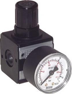 """Microrégulateur de précision - 0,1-5 bar - G 1/4"""" - 0,1-10 bar - G 1/2"""" - zinc c"""