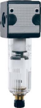"""Filtre  - MULTIFIX - gamme 1 - 2100 l/min - raccord de G 1/4"""" à G 3/8"""""""