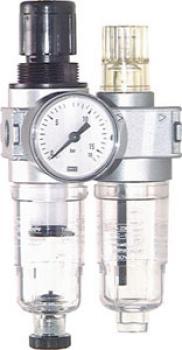 """Wartungseinheit 2-teilig Multifix - Baureihe 0 G1/8""""-G1/4"""" - 600l/min"""