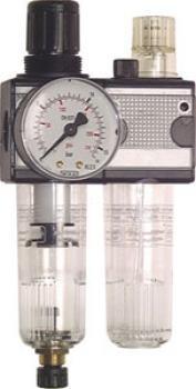 """Wartungseinheit 2-teilig Multifix Baureihe 1 G1/4""""-G3/8""""-1100l/min"""