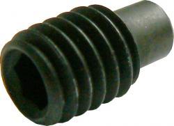 Gewindestift - Stahl 45 H oder Edelstahl - DIN 915 / ISO 4028