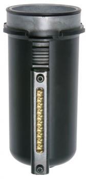 Bac de rechange pour huileur - Multifix - métal avec tube de contrôle