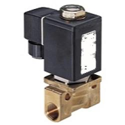 "Solenoid Valve - 2/2-Way - 0 Up To 16 bar - Currentless Closed - G 1/2"" - To 250"
