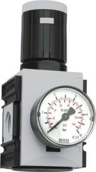 """Precisionstryckregulator Futura - byggserie 2 - G 3/8"""" och G 1/2"""" - till 5200 l/"""