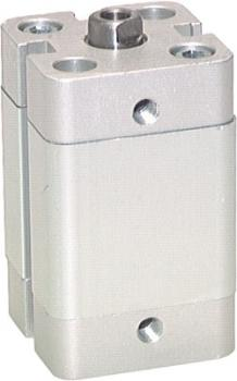 Kompaktzylinder - einfachwirkend - Kolben-Ø 12 bis 100 mm - Hub 5 bis 50 - mit M