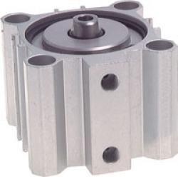 Kurzhubzylinder - einfachwirkend - Kolben-Ø 16 bis 100 - Hub 5 bis 50