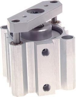 Kurzhubzylinder - doppeltwirkend - Kolben-Ø 20 bis 100 mm - Hub 5 bis 80 - verdr