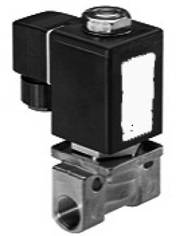 Solenoid Valve - 2/2-Way - Hot Oils Hot Air Oil With Additives - Stainless Steel
