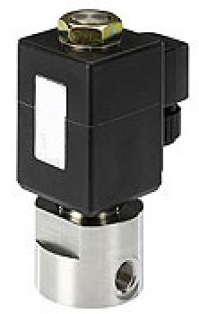 2/2-Way Solenoid Valves - Neutrale Gases And Fluid - Currentless Closed - 0 To 2