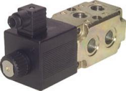 6/2 Wege- Hydraulik Schieberventil - bis 250 bar - bis 90 l/min