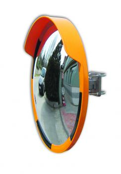 Safety Mirrors - acrylic glass - Ø 600mm - under yellow / black