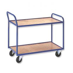 "Warehouse trolley ""M103"" - capacity 250 kg - floor height 190 mm and 730 mm"