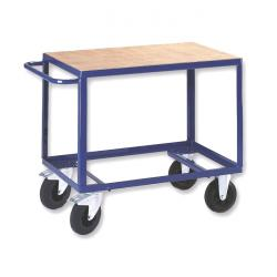 "Table trolley ""TW86"" - loading area LxW 1000 x 700 mm"