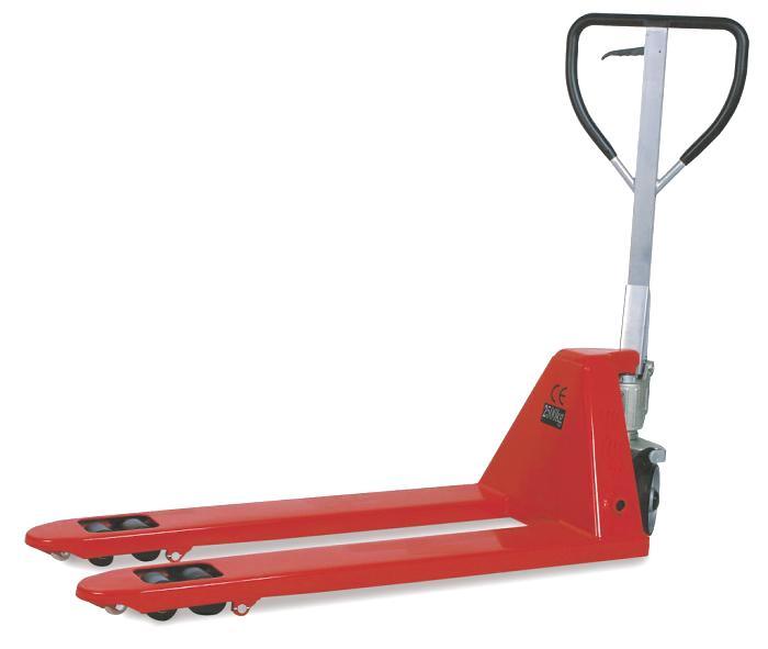 Pallyftare - bärande kraft 1500 upp till 2500 kg