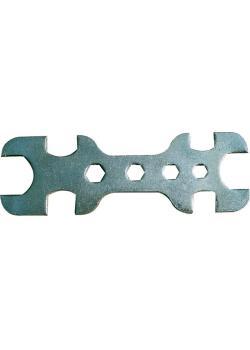 Brenner nyckel - kombi små