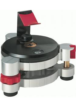 Nivelleringshuvud - kompakt - exakt modell