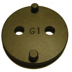 Bremskolbenrückstelldapter - für Golf V / VI