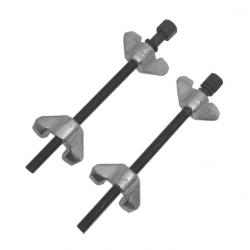 """Spring compressor set 2 pieces - Clamping range 300mm - """"BGS"""""""