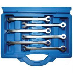 Bremsleitungs-Schlüsselsatz - 6-teilig