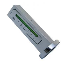Magnetisches Radsturz-Einstellgerät in Kunststoffkassette