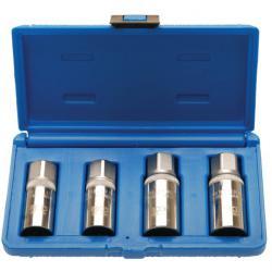 Stehbolzen-Auszieher- Set - 4-teilig - für SW 6, 8, 10, 12 mm