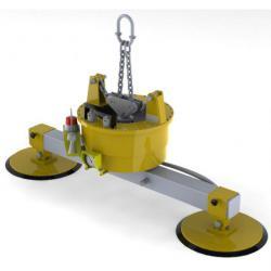 """VACU-LIFT """"Typ U250-2"""" - Tragfähigkeit 2100 kg"""