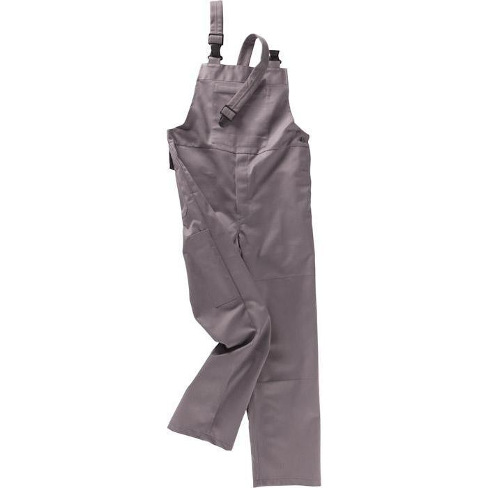 Hängslebyxor för svetsarbeten -  Proban EN 531 - grå