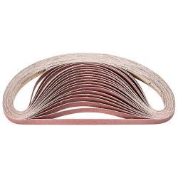 Slipband - 10x480 mm - Korund A - kornstorlek 120 - PFERD