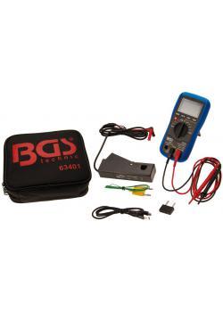 KFZ Digital-Multimeter - mit USB Schnittstelle - für 2- und 4-Takt Motoren