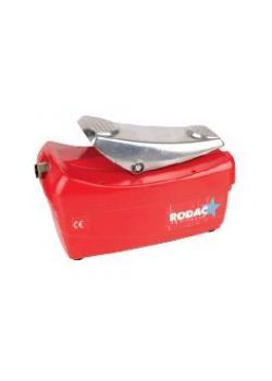 Pompa a pedale idropneumatica RODAC - 5 fino 8 bar