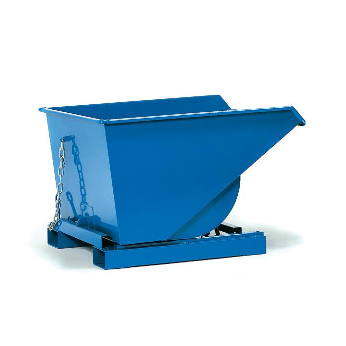 Automatic tilting - up. 2500 kg - automatic tipping