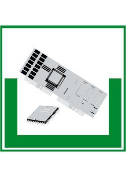 "Miljöskylt ""kretskort"" - sidolängd 5-40 cm"