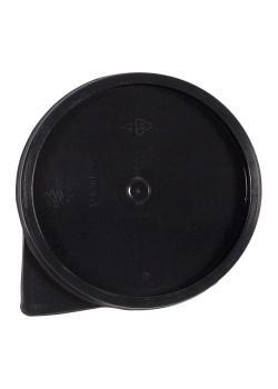 Blandningskåpslock - engångs - för färgblandningskoppar - olika storlekar - paket med 52 - pris per förpackning