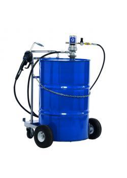 "Oil plant ""FF2G-LDM5"" - for 200 liter oil drum - 3: 1 pneumatic pump"